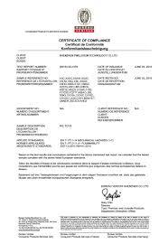 ce bureau veritas certifications attained by shenzhen fwillsoon technology co ltd