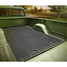 100 Rubber Mat For Truck Bed TrailFX 1065V TFX Vintage S Walmart Canada
