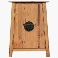 vidaxl badezimmerschrank recyceltes massivholz kiefer 59 32 80 cm