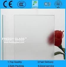 2mm Low Reflective Glass Non Glare No Anti
