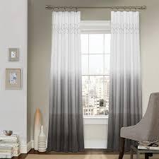 white gray curtains curtains ideas