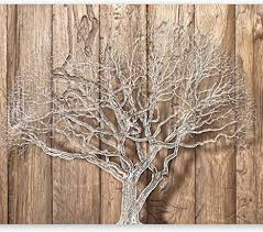 murando fototapete 350x256 cm vlies tapeten wandtapete moderne wanddeko design wand dekoration wohnzimmer schlafzimmer büro flur baum natur brett