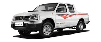 Nissan Pick-Up - Flatbed 4X4 Commercial Truck | Nissan Egypt