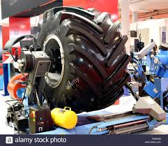 100 Truck Tire Repair Near Me Tire Repair Service With Giant Truck Tire Stock Photo 236743197 Alamy