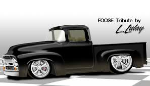 100 Chip Foose Truck Rides Done Right Artwork