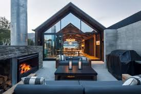 Living Room Theatre Portland by Outdoor Living Design Ideas Nz Aluminium Louvre Roof By Locarno