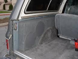 CAR INTERIOR MODIFICATION IDEAS K5 Blazer Interior Modification