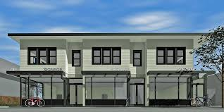 100 House Design Architects MixedUse Urban Infill City Of Alameda CA Kwan