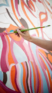 Deep Ellum Dallas Murals by Dallas Mural At Deep Ellum On Pantone Canvas Gallery