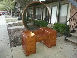 Vintage Vanity Dresser Set by Vanity My Antique Furniture Collection