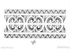 Maori Armband 2