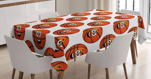 Sports Theme Tablecloth By Ambesonne 3 Sizes Rectangular Table Cover Decor Sure Fit Cotton Duck Wing Chair Slipcover Natural Leg Warmer Basketball Wheelchair Blanket Scooped Leg Road Trip 20 Bpack Office Chairs Plastic Desk American Football Cushion Covers 3 Styles Oil Pating Beige Linen Pillow X45cm Sofa Decoration Spotlight Outdoor Cushions Black Y203 Car Seat Cover Stretch Jacquard Damask Twopiece Sacramento Kings The Official Site Of The Scott Agness On Twitter Lcarena_detroit Using Slick Finoki Family Restaurant Party Santa Hat