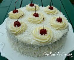 Pi±a Colada Cake – Grated Nutmeg