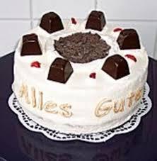 mini schwarzwälder kirsch torte