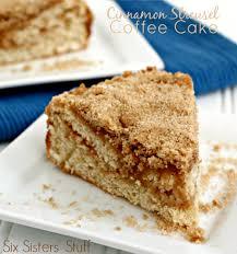 Cinnamon Streusel Coffee Cake – Six Sisters Stuff