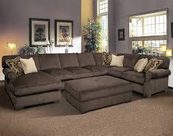 Formal Living Room Furniture Ideas by How To Find Appropriate Large Sectional Sofas Bellissimainteriors