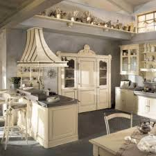 Kitchen Entrancing Design Ideas Of French Country Style Kitchens Astonishing