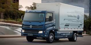 100 Volkswagen Trucks VW Receives Massive Order Of 1600 Allelectric Trucks Electrek