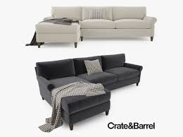 Crate And Barrel Verano Sofa by Best Crate And Barrel Sectional Sofa Contemporary House Design
