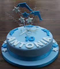 Birthday Cake – Dolphins – lovinghomemade