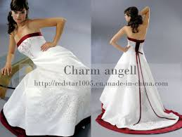 white and red wedding dresses from china wedding short dresses