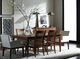 ethan allen dining table and chairs used oval room tables