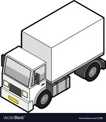 Delivery Truck Icon Royalty Free Vector Image - VectorStock