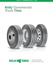 100 Kelly Truck Tires KELLY COMMERCIAL TIRE Commercial PDF