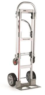 Convertible Hand Truck / For Transportation - Gemini Sr. - Hand ... 4 Wheel Hand Truck Convertible In Stock Uline Harper Trucks Lweight 400 Lb Capacity Nylon Heavy Duty 2 1 Moving Dolly Trolley Cart Magliner Alinum Milwaukee 800 Lb 3inone Max 1000 With Neverflat Nk 3in1 Rk Industries Group Inc Best Buy 2017 Youtube Steel 2in1 733 Do It Hand Truck 3500 Am Tools Equipment Rental