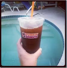 Pumpkin Iced Coffee Dunkin Donuts by Monica Runs On Dunkin Donuts Run Eat Repeat