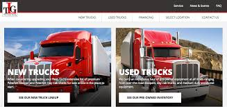 100 Truck Parts And Service TLG Peterbilt Launches MessagingDriven Online Experience