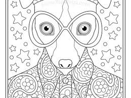 Hippie Animals Coloring Book By Thaneeya McArdle