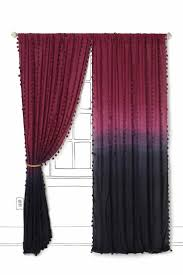 Purple Ombre Curtains Walmart by Best 25 Lined Curtains Ideas On Pinterest Homemade Curtains