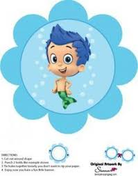 Bubble Guppies Bathroom Decor by Bubble Guppies Birthday Decor Supplies Used Double Sided Tape