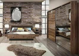 schlafzimmer set komplett doppelbett 180x200cm schlammeiche