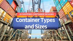 100 Shipping Container Shipping Types Of S