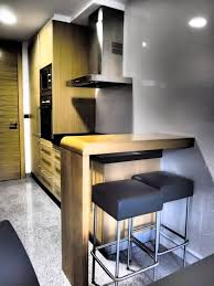 small kitchen bar by quetonodeblanco the article has more