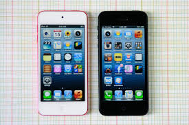 The iPhone 5c Could Have Been A Modified iPod Touch