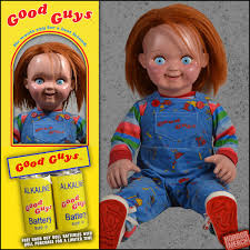 Childs Play Lifesize Chucky Doll With Box Figure PreOrder