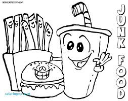 Awesome 33 Cute Food Coloring Pages Of Best Kawaii Crush