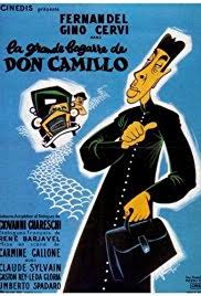 Don Camillo E Lon Peppone Poster