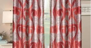 curtains curtains beautiful long door curtains online two panels
