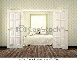 toile chambre toile illustration wall portes chambre à coucher