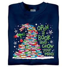 Christmas Tree Books by Open A Book U0026 Grow Your Mind This Christmas Tree Full Of Books Is
