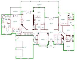 100 Floor Plans For Split Level Homes Modular Plan