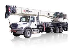 Crossover 8000 Boom Truck   Terex Cranes
