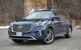2017 Hyundai Santa Fe XL: Large In Its Title, Not In Its Drive - The ...