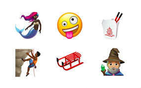 These new emojis are ing to your iPhone SFGate