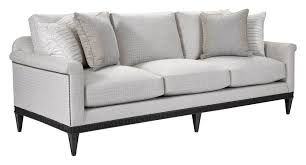 World Market Khaki Luxe Sofa by Cashmera Sofa By Broyhill Home Gallery Stores