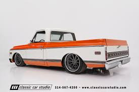 1970 Chevrolet C10 Pro-Touring | Classic Car Studio